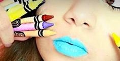 DIY Crayon Lipstick - Make Lipstick With Crayons