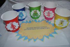 YGG Cups