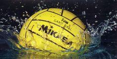 Water Polo ball.