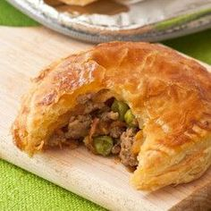 Beef and Vegetable Mince Pies