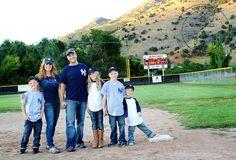 Baseball Field! Captures Photography - Journal - Brown's
