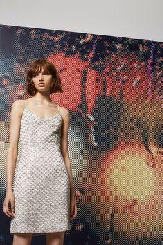 **Embellished Strappy Dress