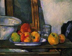 Paul Cezanne                                                                                                                                                      Mais