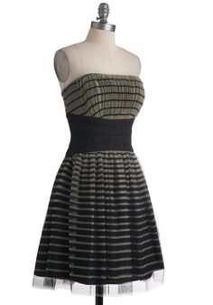 Max and Cleo Outside the Boxstep Dress | Mod Retro Vintage Dresses | ModCloth.com
