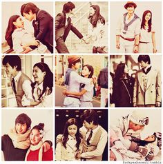Kim Bum & Kim So Eun ♡ I adored these two together in Boys Over Flowers. – Can they just get married in real life?