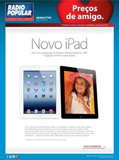 Newsletter - iPad, brilhante em todos os sentidos!  http://www.radiopopular.pt/newsletter/2012/70/