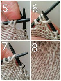 Tante er fortsatt GAL!!: Forkorta Rader + W&T Bracelets, Tips, Knit Crochet, Shorts, Fashion, Tricot, Moda, Advice, La Mode