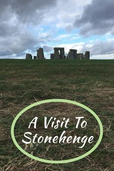 Visiting one of England's most famous, and most mysterious ancient monuments.