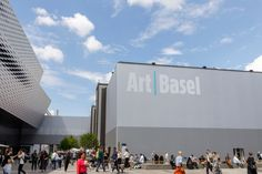 Art Basel will launch two new online viewing room editions in the fall. Sonia Delaunay, Art Basel Hong Kong, Local Fairs, Marquee Events, Art Basel Miami, Ubs, City Art, Paris, Art Fair