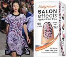 limited-edition Prabal Gurung for Sally Hansen Salon Effects