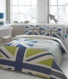 Ferrari bed set blaines big boy room pinterest bed sets ben de lisi home designer blue union jack bedding set debenhams gumiabroncs Images
