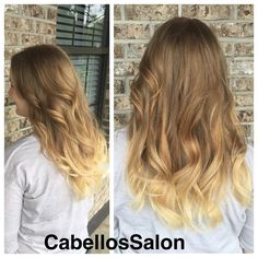 Oh, what a beautiful ombré by @cabellosanna! Want to make a change to your hair? Call Cabello's at 850-575-7529 to book your appointment! #cabellossalon #cabellostally #tally #tallahassee #salon #hair #hairsalon #spa #ombre #blondeombre #blonde #beautiful #beauty #pretty #after @modernsalon @redken5thave @behindthechair_com #redken #styleyourstory