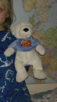 Lost on 17 Jul. 2016 @ Hove Lagoon, Hove, Sussex. Lost white bear (white company) wearing a blue Crealy Adventure Park jumper. He was last seen at the park at Hove Lagoon. He was a favourite bear and is missed terribly. We are hoping that he will ... Visit: https://whiteboomerang.com/lostteddy/msg/7agix2 (Posted by Hannah on 21 Jul. 2016)