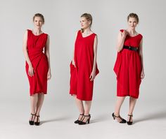 The Wrap Dress Sewing Pattern by TeachMeFashion on Etsy, $9.95