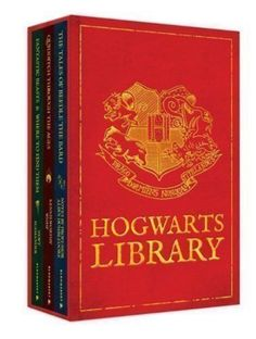 Harry Potter The Hogwarts Library By J K Rowling 2013 Hardcover Quantity Pack