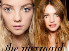 haloween mermaid makeup