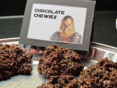 Star Wars food labels