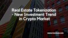 This blog will highlight the concept of real estate tokenization with its benefits, working, and core features. Also, how to tokenize your real estate asset. #cryptocurrency #assettokenization #realestate #tokenization #blockchain #cryptomarket #typesofsecuritytoken #securitytokendevelopment #cryptonews #investment Security Token, Crypto Market, Investment Property, Blockchain, Cryptocurrency, Highlight, Investing, Core, Real Estate