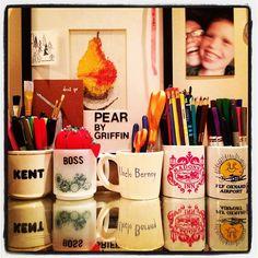 my #office