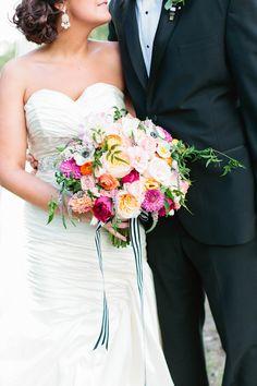 Wedding Bouquet | Love, the Nelson's Photography | #weddingbouquets