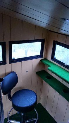DeerView Window Deluxe Hinge
