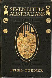 Grace Huddleston: Seven Little Australians