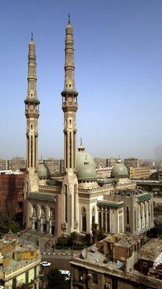 Al_Nour Mosque Cairo