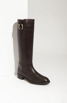 Salvatore Ferragamo makes a mighty good boot!