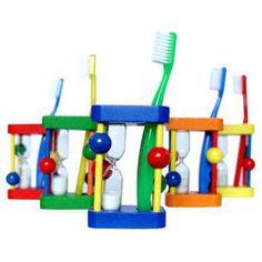 HESS Porte brosse à dents avec sablier - Paiement sécurisé ✓ Livraison offerte dès 40€ ✓ Expédition 2-4 jours ✓