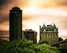 The Fort Garry Hotel--Winnipeg, MB
