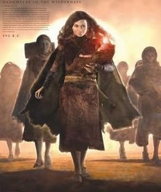 Women in the Scriptures: Bearing Children in the Wilderness: Sariah, Nehi's Sisters, and Ishmael's Daughters