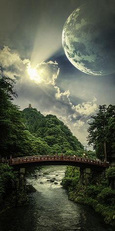 Nikko Bridge To Heaven, Photo credit: Nathan Spotts