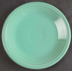 Homer Laughlin FIESTA SEA MIST GREEN (CONTEMPORARY) Salad Plate S221225G3