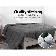 Online afterpay mattress store that specialises in delivering the best mattresses & furniture in australia. Buy furniture & mattress now & pay later. Gravity Blanket, Comfort Mattress, Best Mattress, Pressure Points, Weighted Blanket, Quilt Cover, Bedding, Electric, Relax