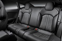 The Hog Ring - Auto Upholstery Community - Hexagon Pleat Audi RS 7 b