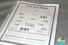 The Teacher's Treasure Chest: Reading Intervention