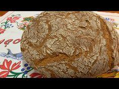 Pão de Milho de Mistura feito com Farinha de Milho Amarela - YouTube Marie Biscuit Cake, Fudge, Bread, Baking, Youtube, Recipes, Portuguese, Pizza, Food