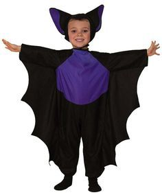 Scaredy Bat Toddler Costume Animal Costumes - Mr. Costumes