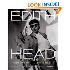 Edith Head: The Fifty-Year Career of Hollywood's Greatest Costume Designer: Jay Jorgensen: 9780762438051: Amazon.com: Books