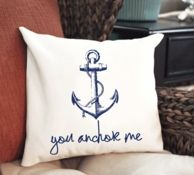 Monogrammed Pillows, Monogrammed Pillow Covers