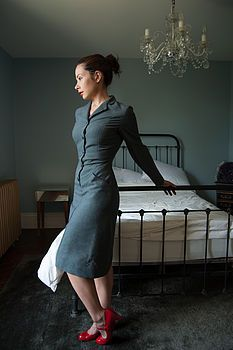 vintage british nurses dress by client | notonthehighstreet.com
