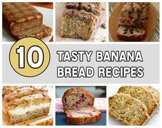 10 Tasty Banana Bread Recipes With fall right around the corner, it's prime time to start preparing for family holidays and the feasts that come along 10 Tasty Banana Bread Recipes Crazy Cake Recipes, Crazy Cakes, Dessert Recipes, Desserts, Dessert Ideas, Nutella Banana Bread, Best Banana Bread, Braided Bread, Banana Bread Recipes