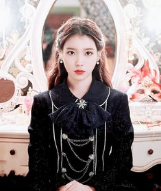 Top 10 Most Successful and Beautiful Korean Drama Actresses - iu, kdramas, kpop - Iu Fashion, Korean Fashion, Kpop Girl Groups, Kpop Girls, Korean Beauty, Asian Beauty, Korean Celebrities, Celebs, Korean Girl