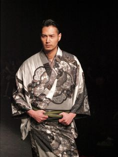 Oh yeah, kimono can be quite sexy....