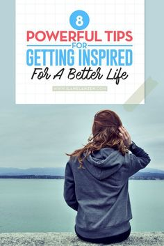 8 Powerful Tips For Getting Inspired For A Better Life Happy Love, Are You Happy, Me Time, No Time For Me, Self Development, Personal Development, Live For Yourself, Finding Yourself, Fairy Tales For Kids