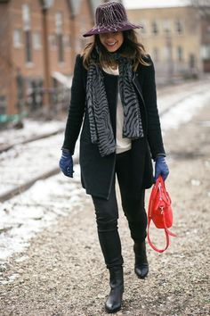 Cold. Chains. And Cold Chains. (more on chicityfashion.com)