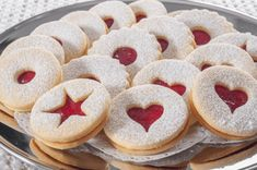 Sweet Desserts, Delicious Desserts, Yummy Food, Christmas Sweets, Christmas Baking, My Favorite Food, Favorite Recipes, Norwegian Food, Xmas Cookies