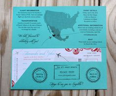 Ideas for wedding invitations red gray Cuba Wedding, Wedding Cards, Red Wedding, Rustic Wedding, Destination Wedding Invitations, Wedding Invitation Design, Wedding Stationery, Boarding Pass Invitation, Informal Weddings