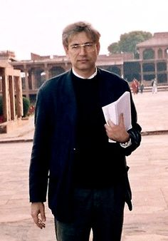 Orhan Pamuk - Famous Turkish author