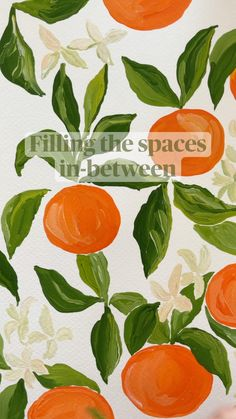 Fruit Painting, Gouache Painting, Pattern Illustration, Fruit Illustration, Branch Drawing, Watercolor Paintings, Watercolour, Diy Canvas Art, Small Art
